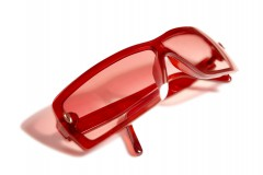 Ryan-Ban Sunglasses red